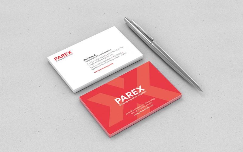 PAREX - Identité visuelle - LUCIOLE
