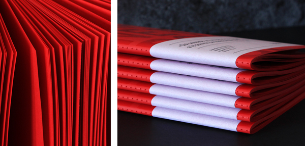 Le carnet rouge - LUCIOLE