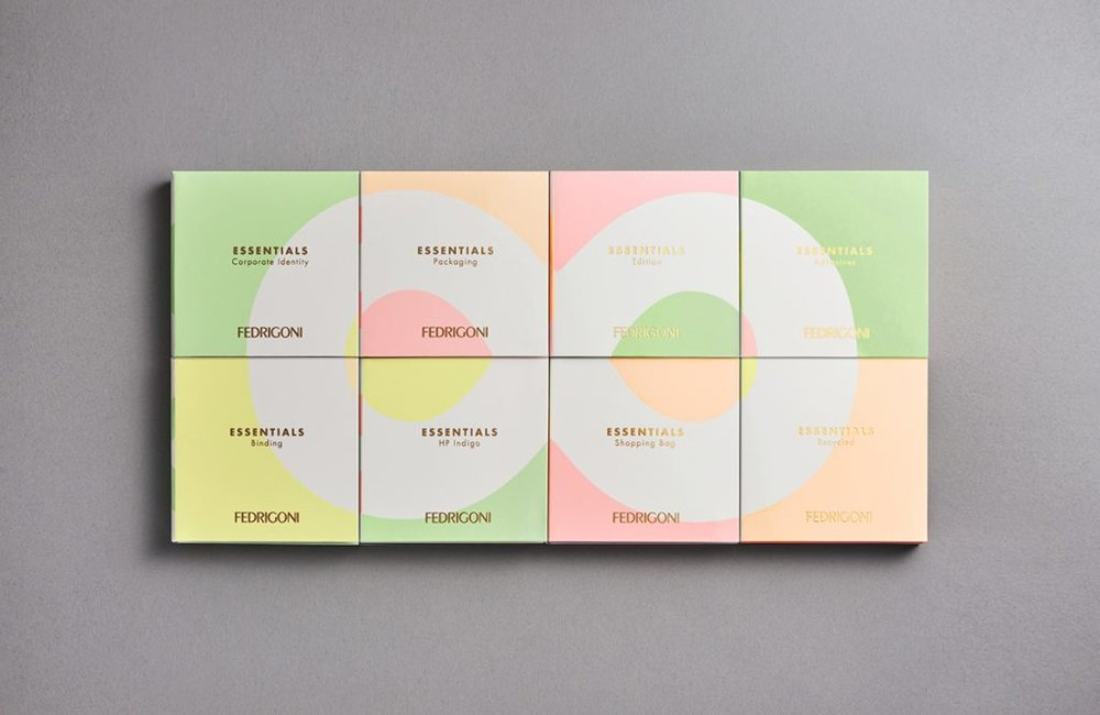Fedrigoni - ESSENTIALS, INFINITE POSSIBILITIES - blog LUCIOLE