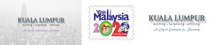 Kuala Lumpur logo - Malaisie logo - blog LUCIOLE