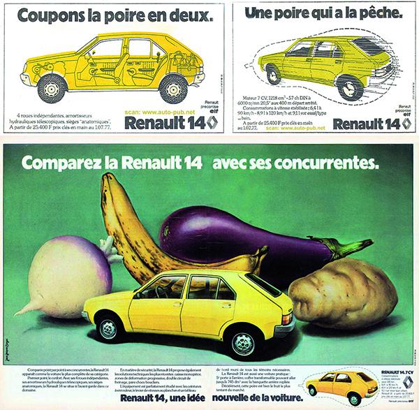 Renault 14 - blog Luciole
