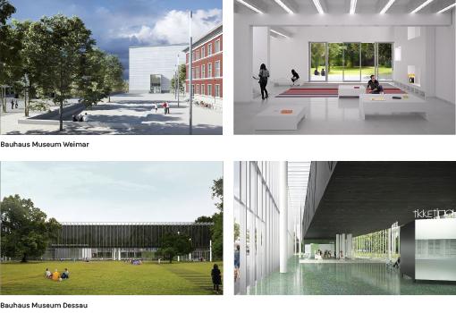 Bauhaus Museum Weimar - blog Luciole