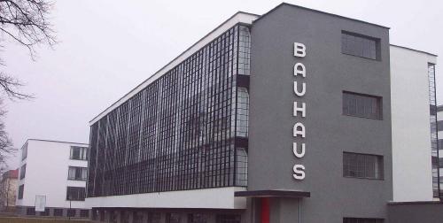 Bauhaus - blog Luciole