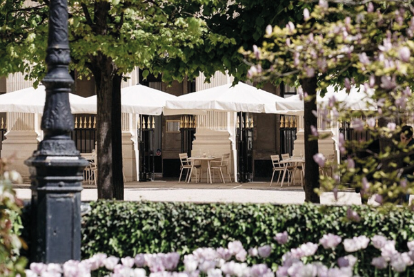Restaurant du Palais Royal  - blog Luciole