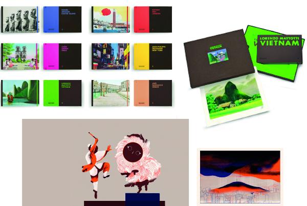 Travel Books de Louis Vuitton - blog Luciole