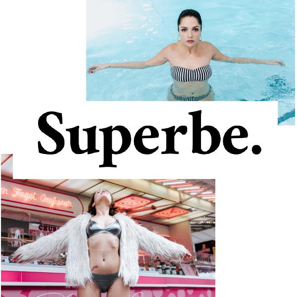 superbe logo - blog Luciole