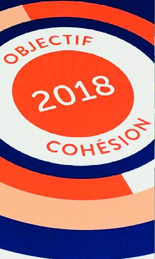 Assemblée des communautés de France - Vœux 2018 carte imprimée - LUCIOLE