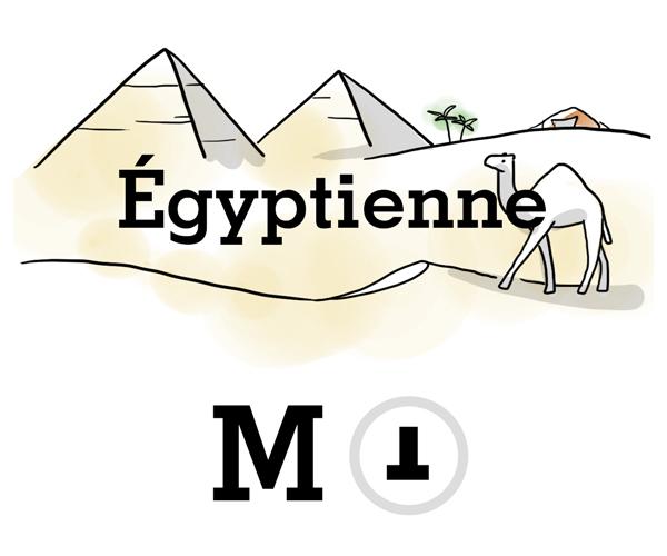 Police Égyptienne - blog Luciole