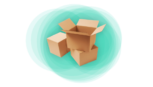 Cartons - Organisation - Blog Luciole