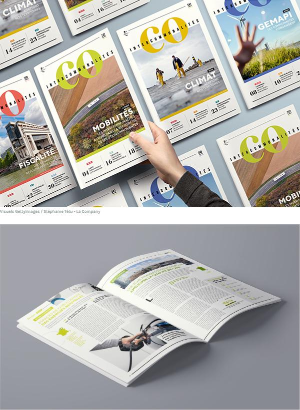 Intercommunalités - magazine - AdCF - Blog Luciole
