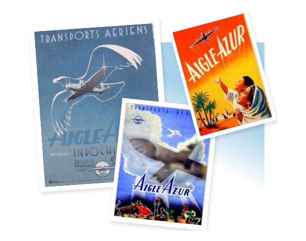 Aigle Azur - Blog Luciole
